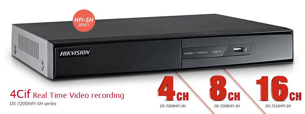 dvr-hfi-sh-series